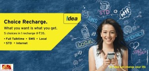 Idea STV - Recharge