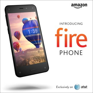 Amazon Fire Phone the Game Changer