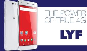 RJio LYF Mobiles